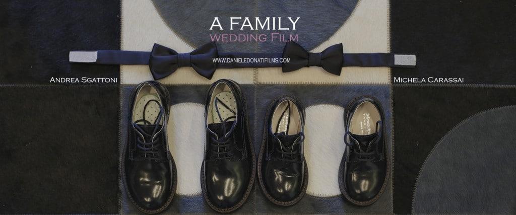 A FAMILY LOCANDINA FILM