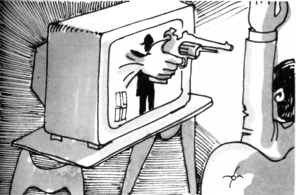 aggressione mediatica
