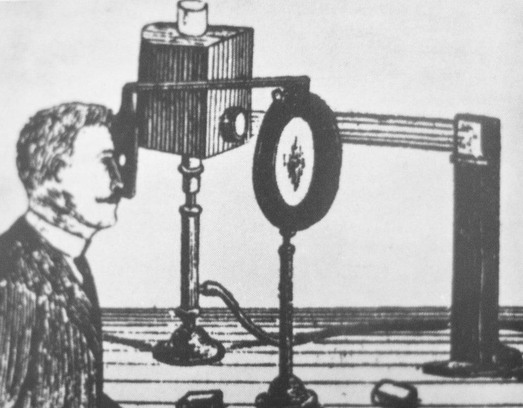 Visione della composizione dello spettro