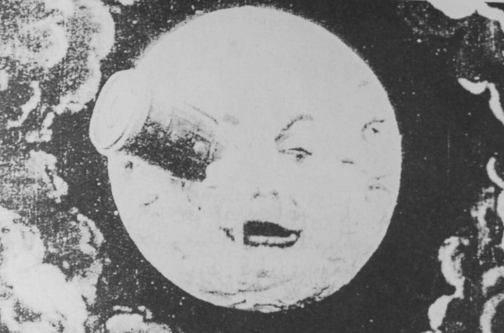Viaggio sulla Luna di Meliès
