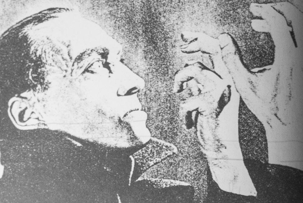 Le mani di Orlac (1924) di R. Wiene
