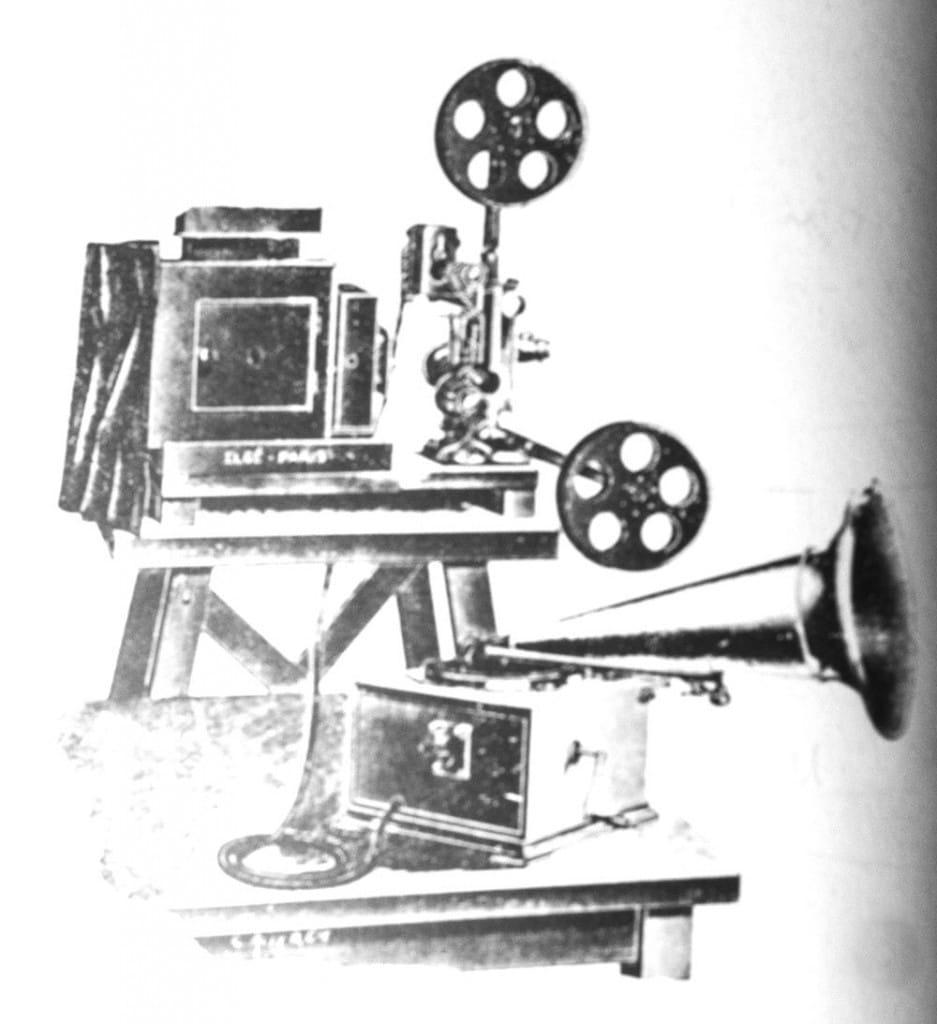 Primi esperimenti di audio sincronizzato