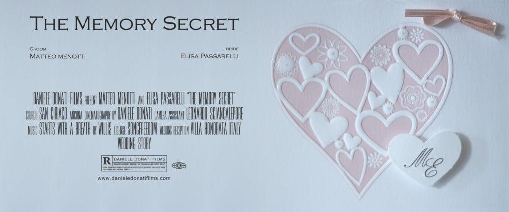THE MEMORY SECRET