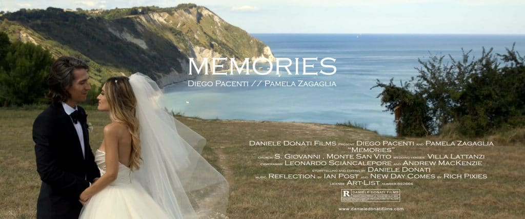 MEMORIES wedding story