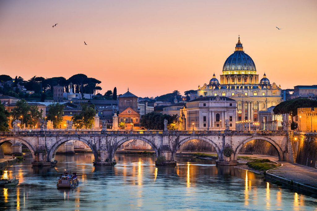 getting married in rome