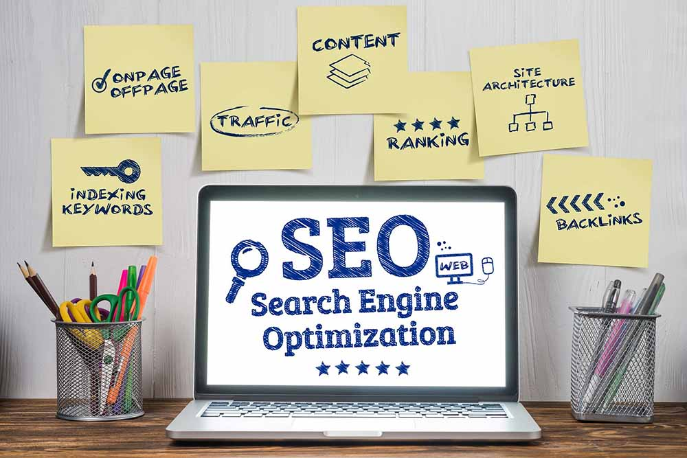 search engine optimation